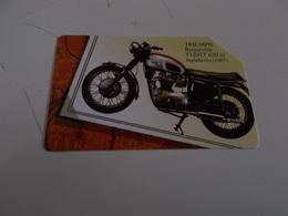 B699    Scheda Telefonica Moto - Unclassified