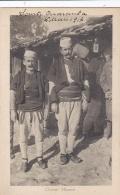 ALBANIE :  Costumes Albanais - Albanien