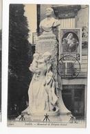 Carte Maximum 1941 Statue Théophile Roussel - Cartas Máxima