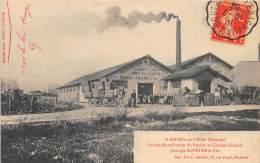 33 - GIRONDE / Saint Seurin Sur L' Isle - 333188 - Grande Manufacture De Papiers Et Cartons Ondulés - Altri Comuni