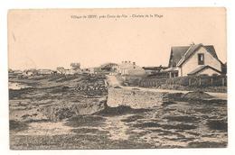 Sion - Croix De Vie - Chalets De La Plage -  CPSM° - France