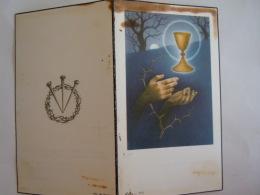 Doodsprentje Joannes Franciscus Aerts Beerzel 1888 Berlaar 1965 Echtg Elisa Gijsemans Vlekken RVN - 113 - Images Religieuses