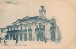 OVIEDO - N° 4 - AYUNTAMIENTO - Asturias (Oviedo)