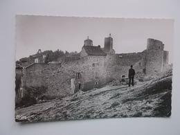 CPA Photo -  Eygalières (?) - Le Vieux Château - Eyguieres