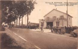 33 - GIRONDE / 333318 - Toulenne - Garage Reynaud - Beau Cliché - France