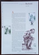 COLLECTION HISTORIQUE - YT N°3639 - AUGUSTE BARTHOLDI / STATUE DE LA LIBERTE - 2004 - FDC