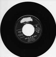 """Brook Benton 45t. SP ANGLETERRE """"with All Of My Heart/thank You Pretty Baby"""" - Vinyl Records"""