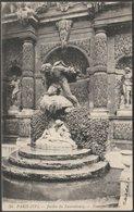 Fontaine Médicis, Jardin De Luxembourg, Paris, C.1910s - CPA - District 06