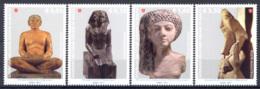 SMOM 2011 Sass.1056/59 MNH/** VF - Malte (Ordre De)