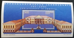 Armenia 1996 Christianity In Armenia 1700th Anniv. S/S - Armenia