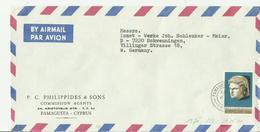 ZYPRUS CV - Lettres & Documents