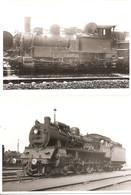 Stoom Locomotieven - Trains