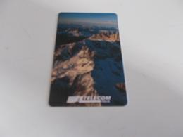 B699  Scheda Telefonica Dolomiti - Unclassified