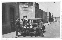 FOTO CARTOLINA POSTALE  AUTO - CAR - VOITURE - Cars