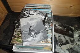 Lot De Cpsm  Noir Et Blanc Et Couleurs -dans Boite à Chaussure - Cartoline