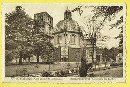 * Scherpenheuvel Zichem - Montaigu (Vlaams Brabant) * (Albert, Nr 41) Coté Gauche De La Basilique, Basiliek, église - Scherpenheuvel-Zichem