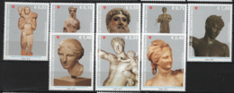 SMOM 2012 Sass.1089/96 MNH/** VF - Malte (Ordre De)