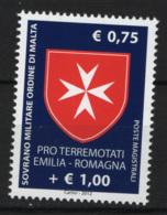 SMOM 2012 Sass.1119 MNH/** VF - Malte (Ordre De)