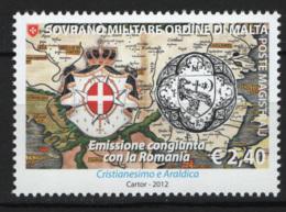 SMOM 2012 Sass.1129 MNH/** VF - Malte (Ordre De)
