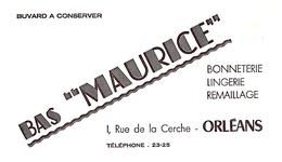 B  M/ Buvard Bas Maurice  (N= 1) - Textile & Clothing