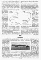 """CE QU'IL FAUT PENSER DES EXPERIENCES De """" PEGOUD """" 1913 - Transports"""