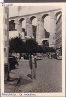29  MORLAIX.  PHOTO. DEVANT LE VIADUC. 27 AOÛT 1955 - Places