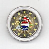 Olanda - 2012 - Moneta Da 2 Euro - Decennale Euro - Colorato - In Capsula - (MW1644) - Paesi Bassi