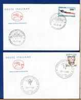 ITALIA - FDC CAVALLINO 1983 - BIATHLON - ACCADEMIA CRUSCA - 1946-.. République