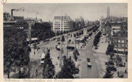 [DC7785] CPA - ROTTERDAM - CALANDPLEIN EN COOLSINGEL - PERFETTA - Non Viaggiata - Old Postcard - Rotterdam