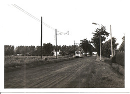 Hoevenen Kasseiweg Tram - Plaatsen