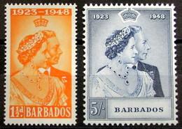 Barbados 188/9 ** - Barbados (1966-...)