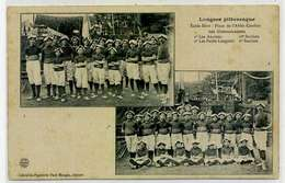 LANGRES équipes De Gymnastique - Langres