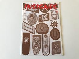 Catalogue INSIGNES N°8 - 1978 - Catalogues