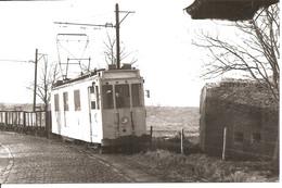 Lillo Fort Bieten Transport Tram - Plaatsen