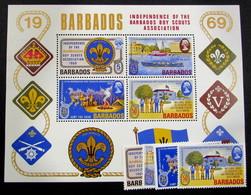Barbados 300/3+HB2 ** - Barbados (1966-...)