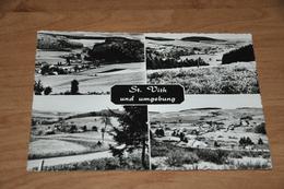 5313-  ST. VITH, LES ENVIRONS - Saint-Vith - Sankt Vith