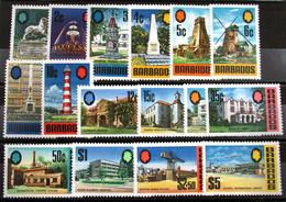 Barbados 304/19 ** - Barbados (1966-...)