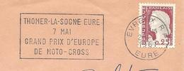1961 Grand Prix D'Europe De Moto-Cross : Thomer-la-Sogne - Moto