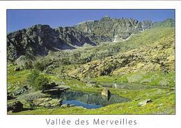 CPM - ALPES MARITIMES - VALLEE DES MERVEILLES - VAL FONTANALBE  - LES LACS JUMEAUX ET LE MONT BEGO - France