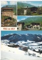 2 CPA PRAZ-SUR-ARLY -centre De Vacances De La S.S.M. De Merlebach - Autres Communes