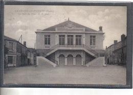 Carte Postale 85. La Chaize-le-Vicomte  La Salle Des Fêtes  Très Beau Plan - La Chaize Le Vicomte