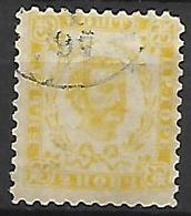 MONTENEGRO    -    1889.   Y&T N° 8 Oblitéré - Montenegro