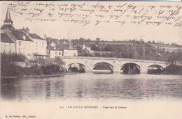 23-LA CELLE-DUNOISE- PONT SUR LA CREUSE - France