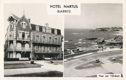 BIARRITZ MULTIVUES HOTEL NARTUS VUE SUR L'OCEAN  64 - Biarritz