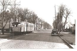 Stabroek Werk Wagons Tram - Plaatsen
