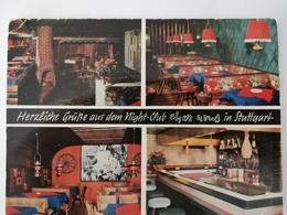 Stuttgart, Night-Club Chez Nous, 1970 - Stuttgart