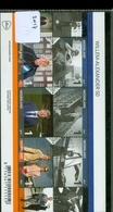 NEDERLAND *  V3535 A - F  * WILLEM-ALEXANDER 50   * BLOK BLOC * BLOCK *  POSTFRIS GESTEMPELD - Period 2013-... (Willem-Alexander)