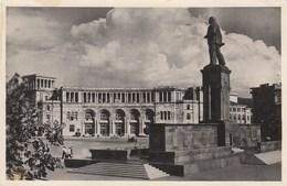 ARMENIA. YEREVAN. GOVERNMENT HOUSE. MONUMENT LENIN. - Arménie