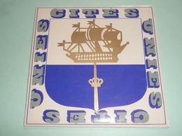 Rare Disque Vinyle 45T 45 Tours Cités Unis Congrés Leningrad URSS 1970 CCCP - Other