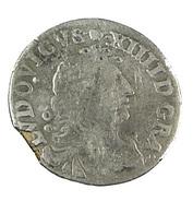 4 Sols (dit Des Traitants) - Louix XIIII  - France  -1576 D - TB  -  Argent - - 1643-1715 Louis XIV Le Grand